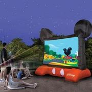 MICKEY INFLATABLE OUTDOOR MOVIE SCREEN