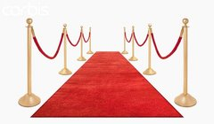 25FT RED CARPET