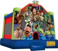 TOY STORY 3 BOUNCE