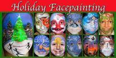 9. HOLIDAY FACE PAINTING