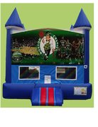 CELTICS BOUNCE HOUSE