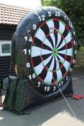 GIANT INFLATABLE DARTS
