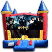Harry Potter bounce