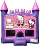 HELLO KITTY PANEL BOUNCE