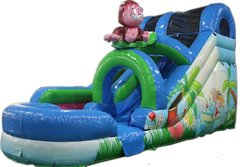 15FT. BRAND NEW. -SURF WATER SLIDE
