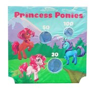 Pink Pony toss game