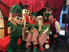 Company Christmas Party at Magical World