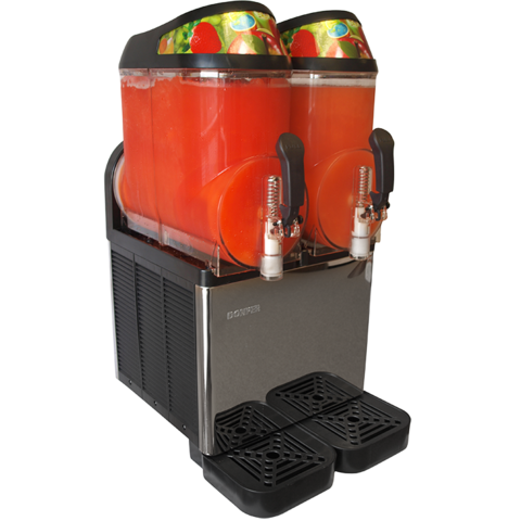 Frozen Double Chamber Drink Machine