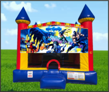 Batman Large 15 x 15 Castle Bouncer