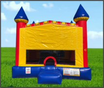 Large 15 x 15 Castle Bouncer