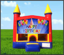 Happy Birthday Hat Castle