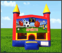 Sports Castle Bouncer