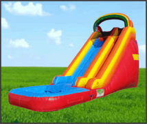 18ft Titan Water Slide