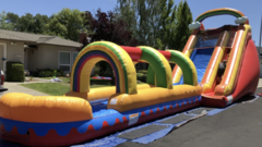 Waterslide-Slip&Slide Combo