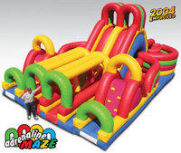 Midstate Jumpers Obstacle Course Rental La Pine Oregon