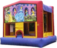 Disney Princess Bounce House Rental Bend Oregon