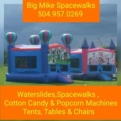 Big Mikes Spacewalks