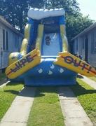 19FT WIPE OUT Waterslide