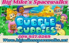 Banner- Bubble Guppies