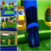 18ft Kiddie Obstacle Course