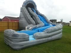 24ft  Wild Rapids with a twist double  Waterslide
