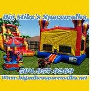 Waterslides- Spacewalk & Carousel Package