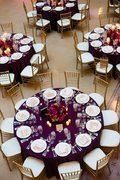 Color Round Tablecloths