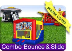 Combo Bounce and Slides