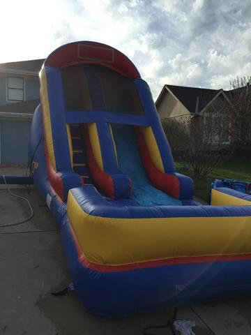 14' Wet/Dry Slide 'Bertha'