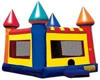 Large Castle Bounce House