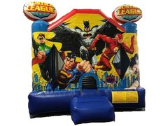 BOUNCER - JUSTICE LEAGUE