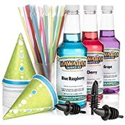 Sno-Cone Fun Packs