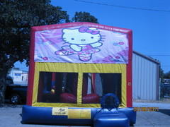 Hello Kitty Obstacle Challenge (Dry)