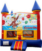 Curious George Castle