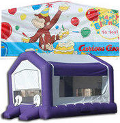 Curious George Teen Jump