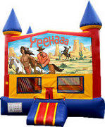 Cowboys and Indians Castle