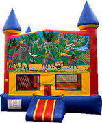 Jungle Fun Castle