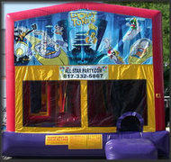 Looney Tunes Obstacle Combo
