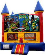 Teenage Mutant Ninja Turtles Castle