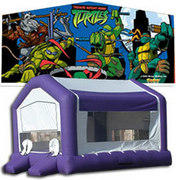 Teenage Mutant Ninja Turtles Teen Jump