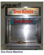 Food Machine - Sno Cone