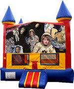 Space Kids Castle