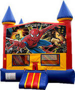Spiderman Castle
