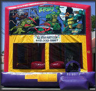 Teenage Mutant Ninja Turtles Obstacle Combo