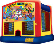 Happy Birthday Fun House