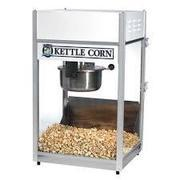 A Kettle Corn Machine
