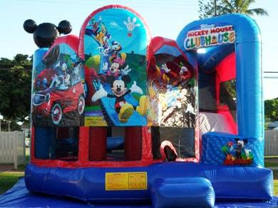 Disney Bounce & Slide Combo Rentals