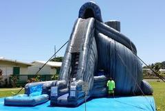 27ft Hurricane water slide