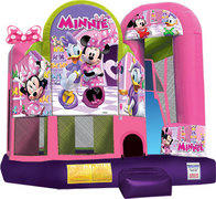 Minnie 4-in-1 backyard combo