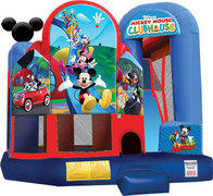Mickey Park 4-in-1 backyard combo